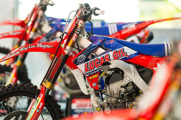 Troy Lee Designs Dives Into Spring Creek Motocross