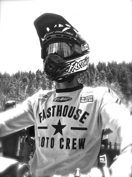 FASTHOUSE MOTO CREW JERSEY
