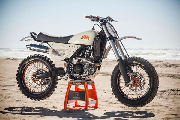 Kurt Caselli Custom Bike Auction