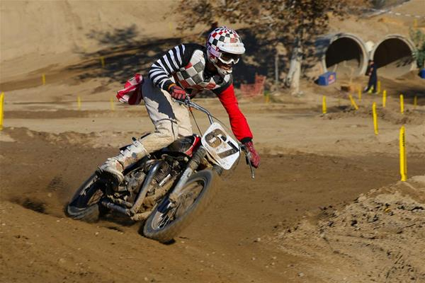 Yep, Red Bull Day In The Dirt 17 was back for another year at Glen Helen, Credit: GuyB