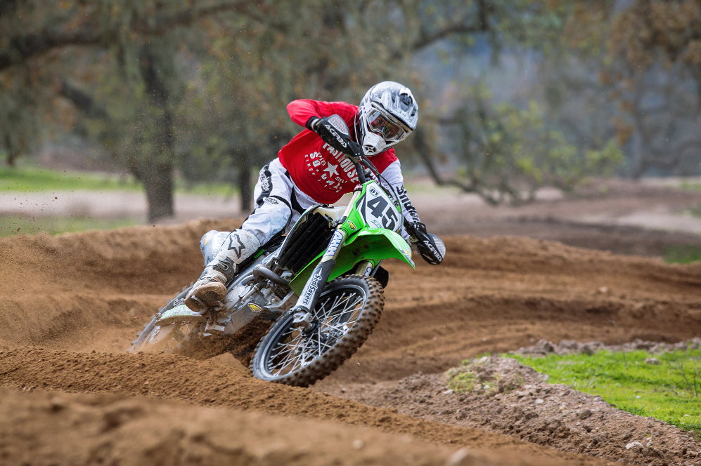 Penhall carving his way around Zaca.