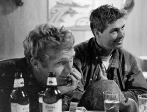 Steve McQueen - Desert Racer