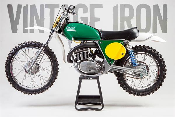1972 Penton Six Days 125 | Vintage Iron