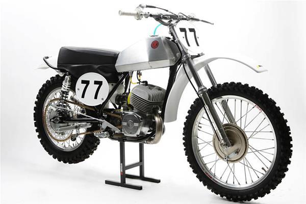 1972 CZ 250 | Vintage Iron
