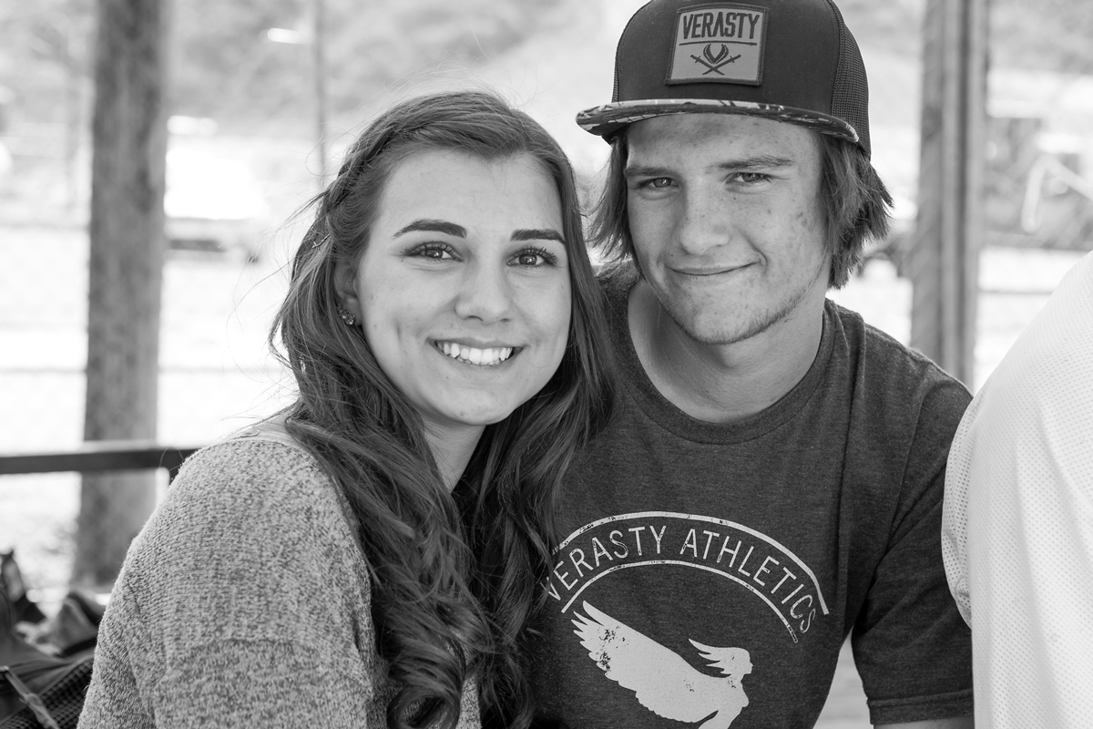 Leila Parks and Ryan Surratt.