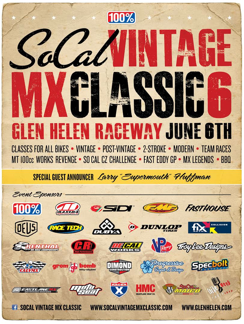 Mx classic 6 old school is cool fasthouse for Old school house classics