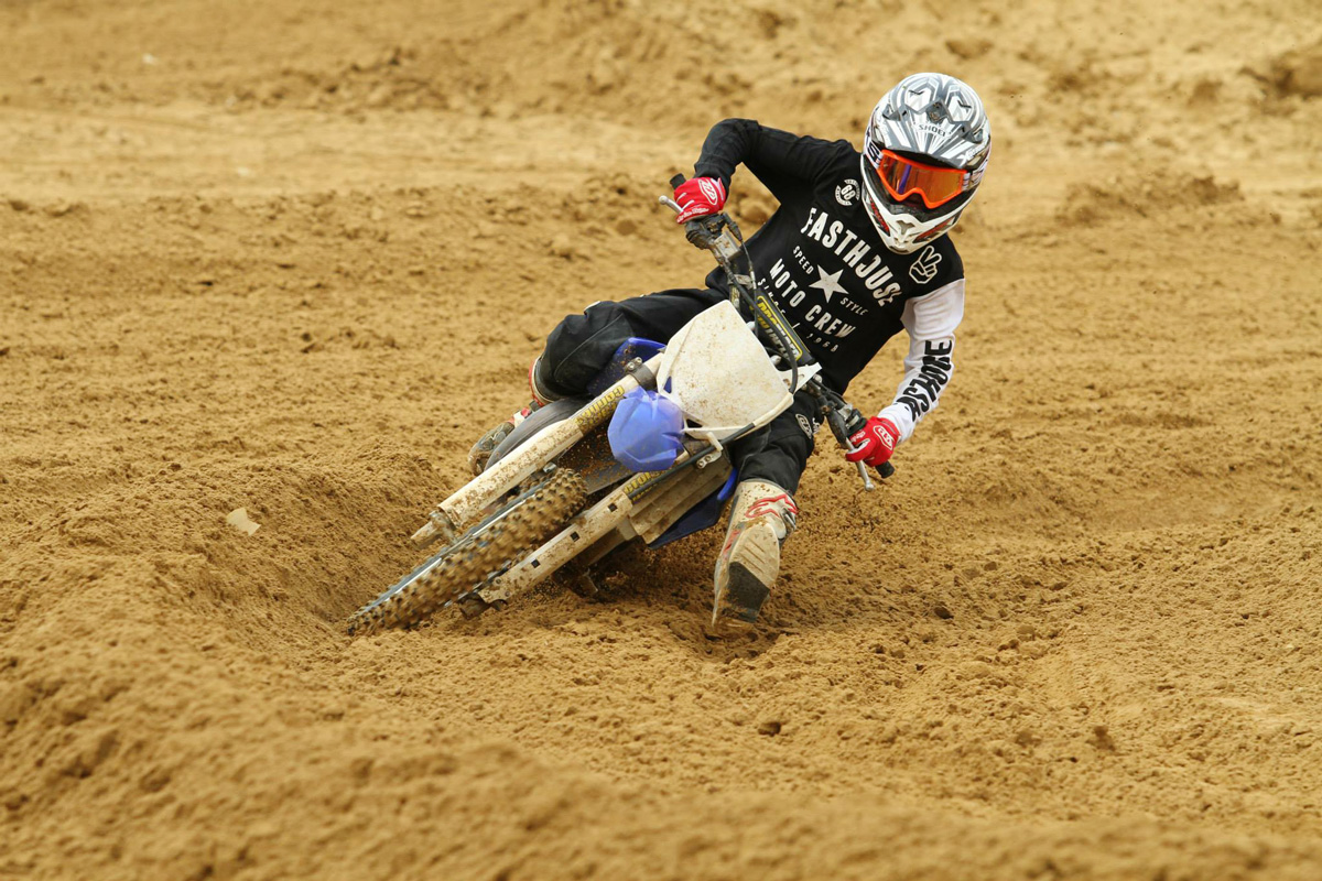 Devon plans on racing all of the major Amateur Nationals this year.