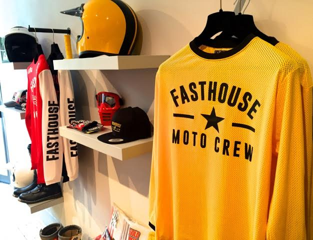 Fasthouse in UK | 250London | Adam Waite store