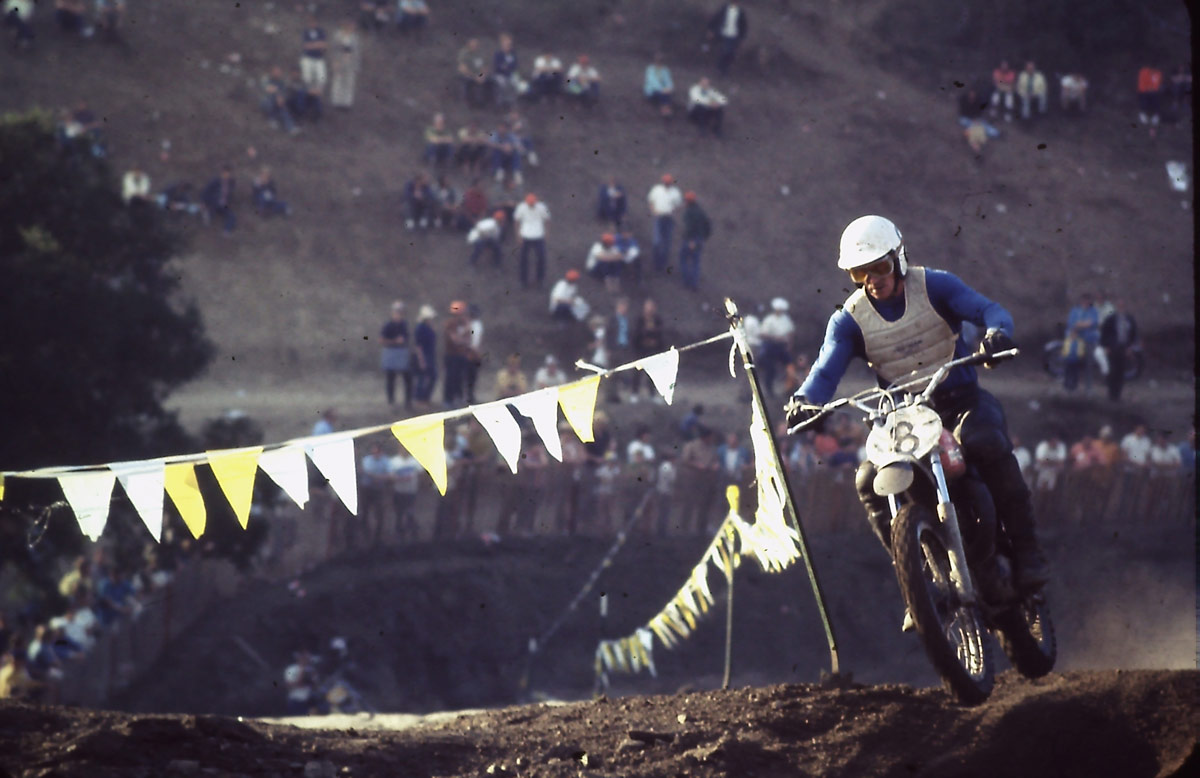 Torsten Hallman in the last race he did in the United States. This was shot at Saddleback Park.
