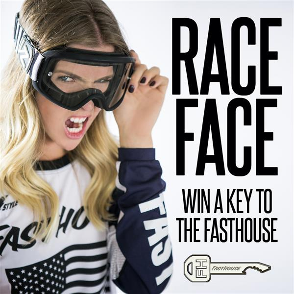 Race Face Contest | Get Creative