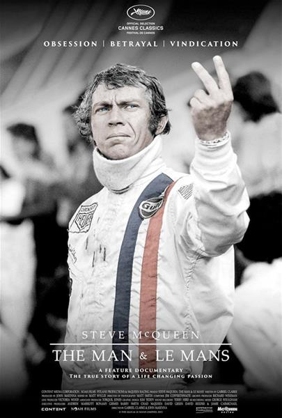Steve McQueen | The Man & Le Mans
