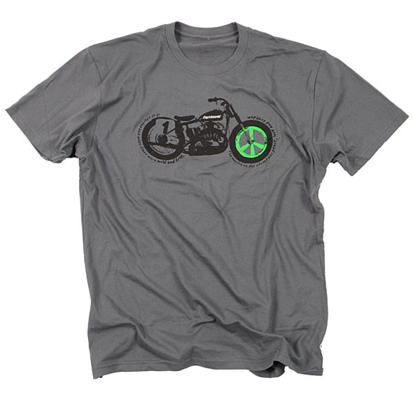 Fasthouse Peace Bike - Heavy Metal T-Shirt
