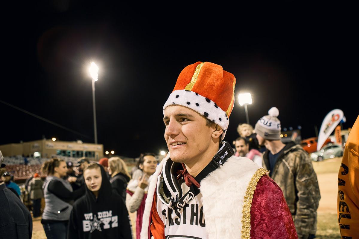 Thompson... The King of Adelanto.