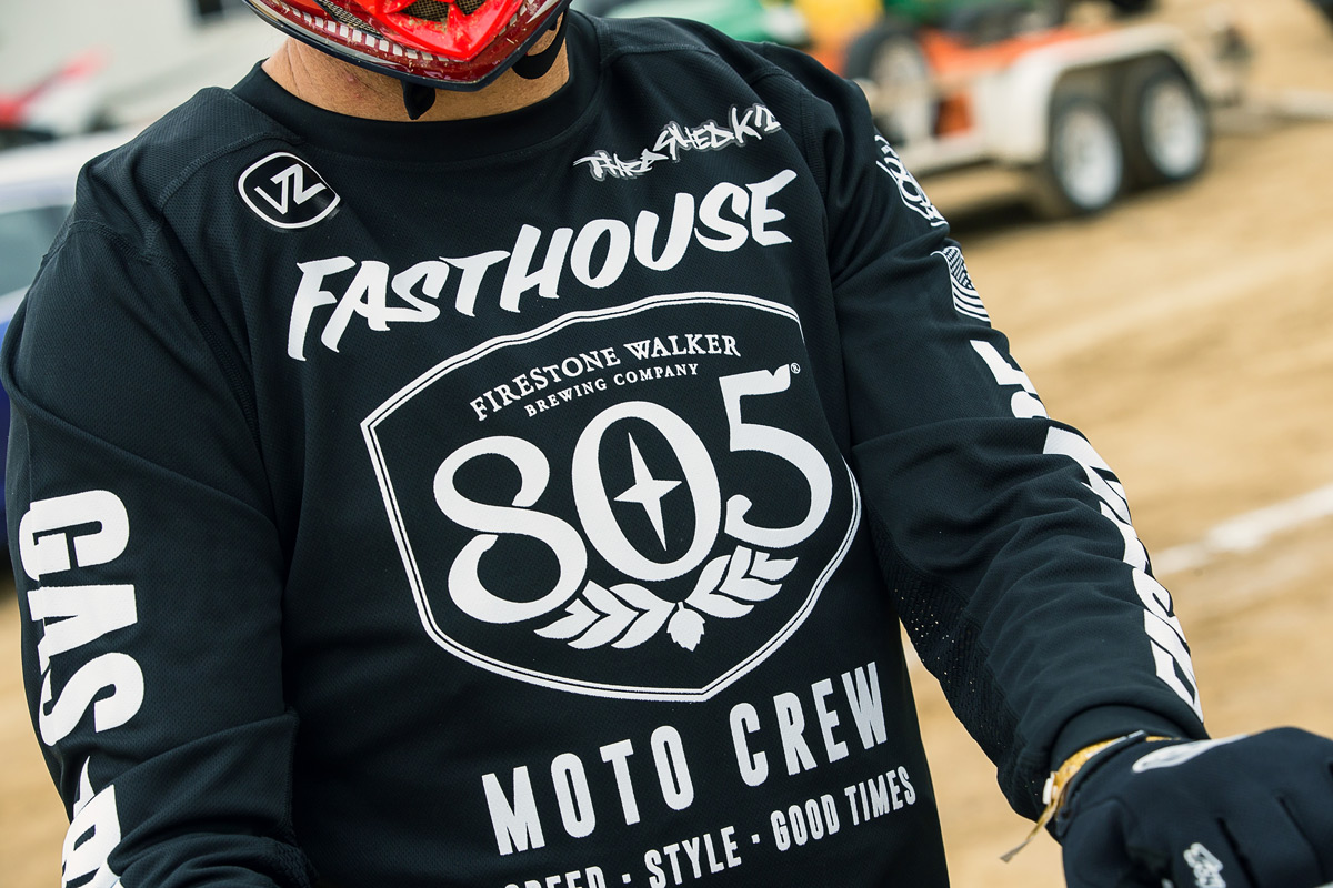 The 805 Gas And Beer jersey is now available.
