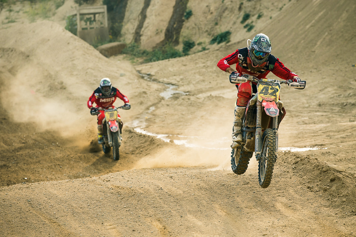 OX Motorsports/Honda's Justin Jones took the Pro Class win while his boss Colton Udall finished a close second.