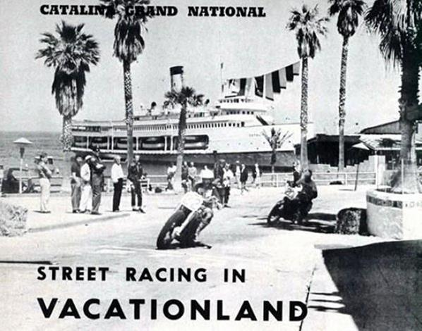 Historical Races | The Catalina Grand Prix