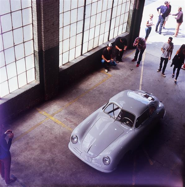 Luftgekühlt Porsche Show | Analog vs Digital