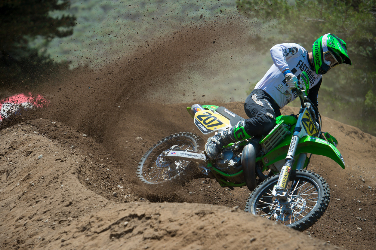 "Sean Collier will be taming ""The Beast"" again in the FMF Two-Stroke Challenge race."