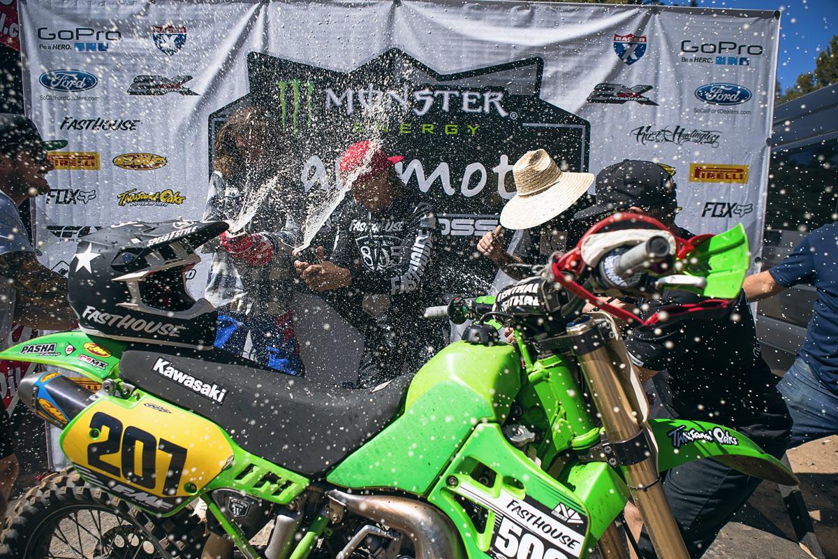 805 podium shower