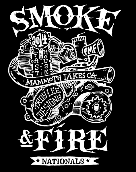 Smoke and Fire National at Mammoth Motocross