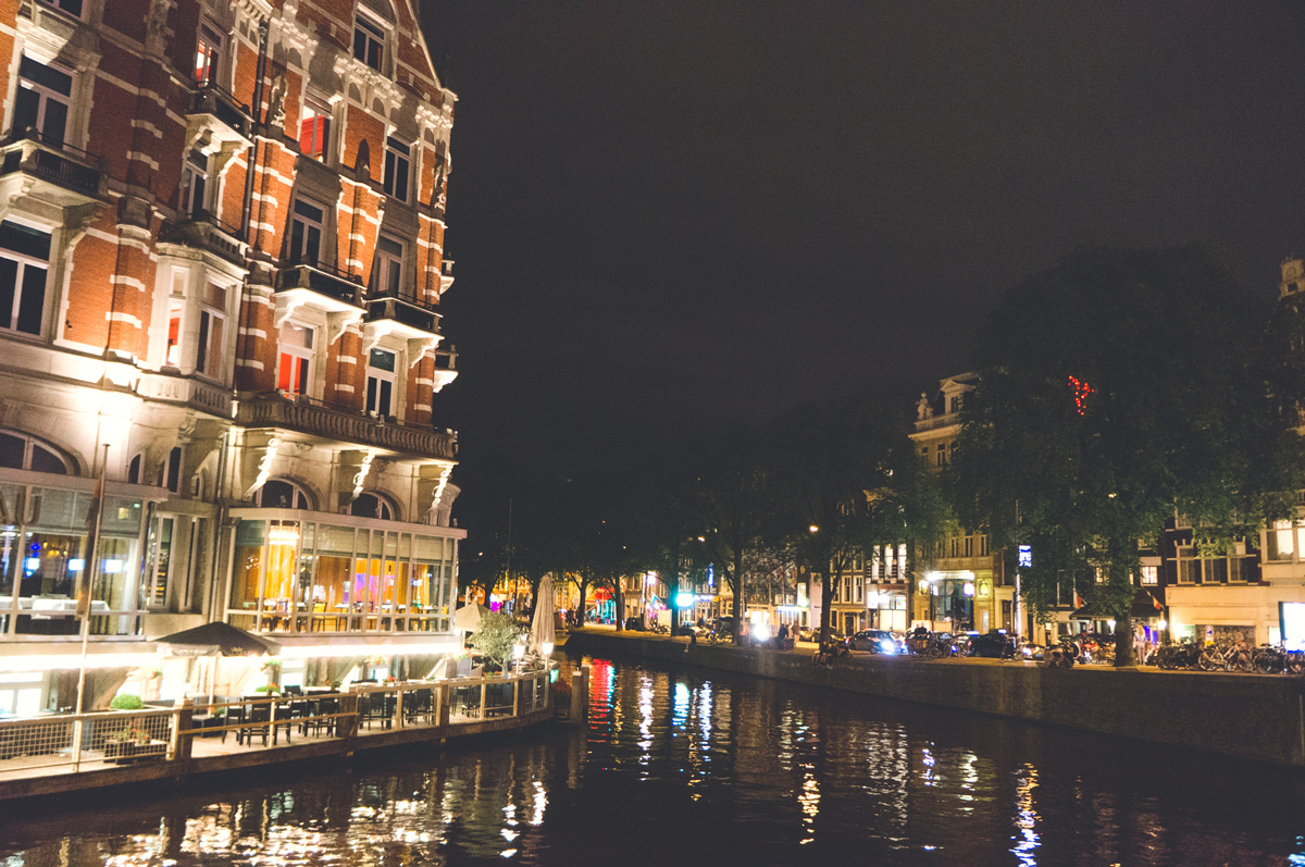 Amsterdam is a city that has to be experienced to fully grasp.