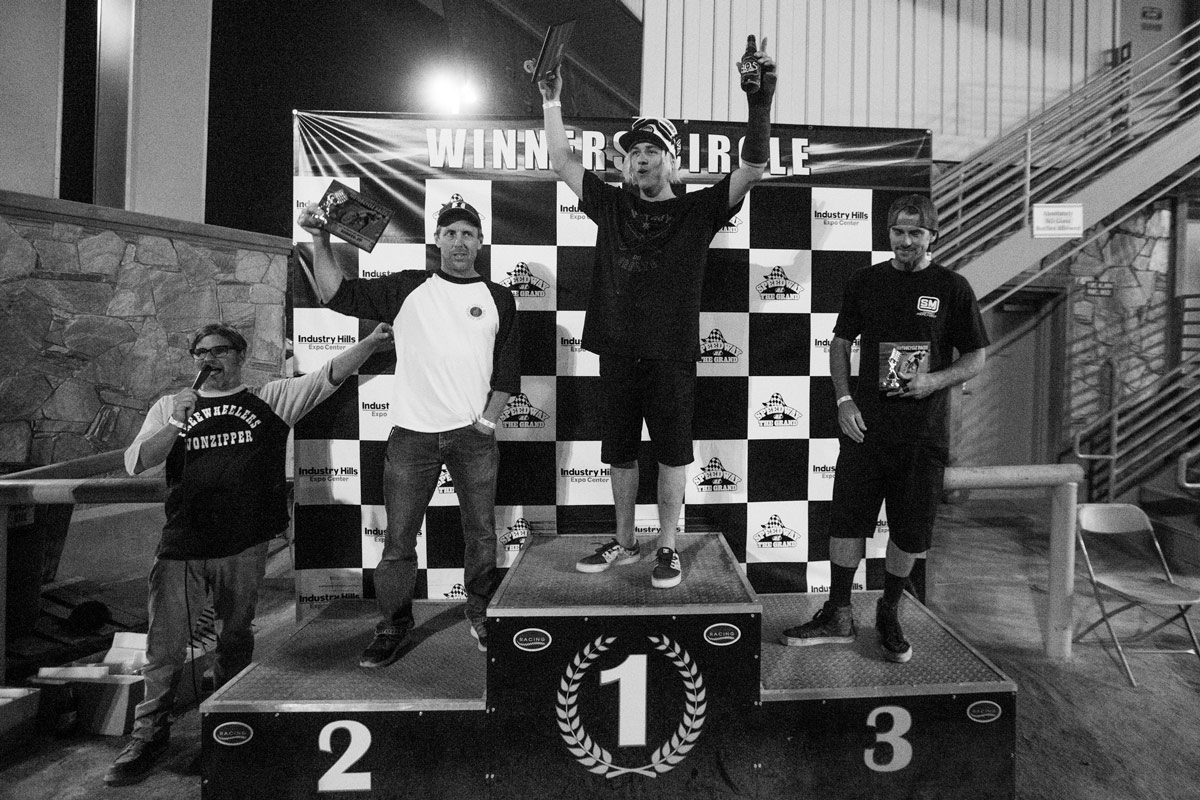 TB won the Mini Bike Class.