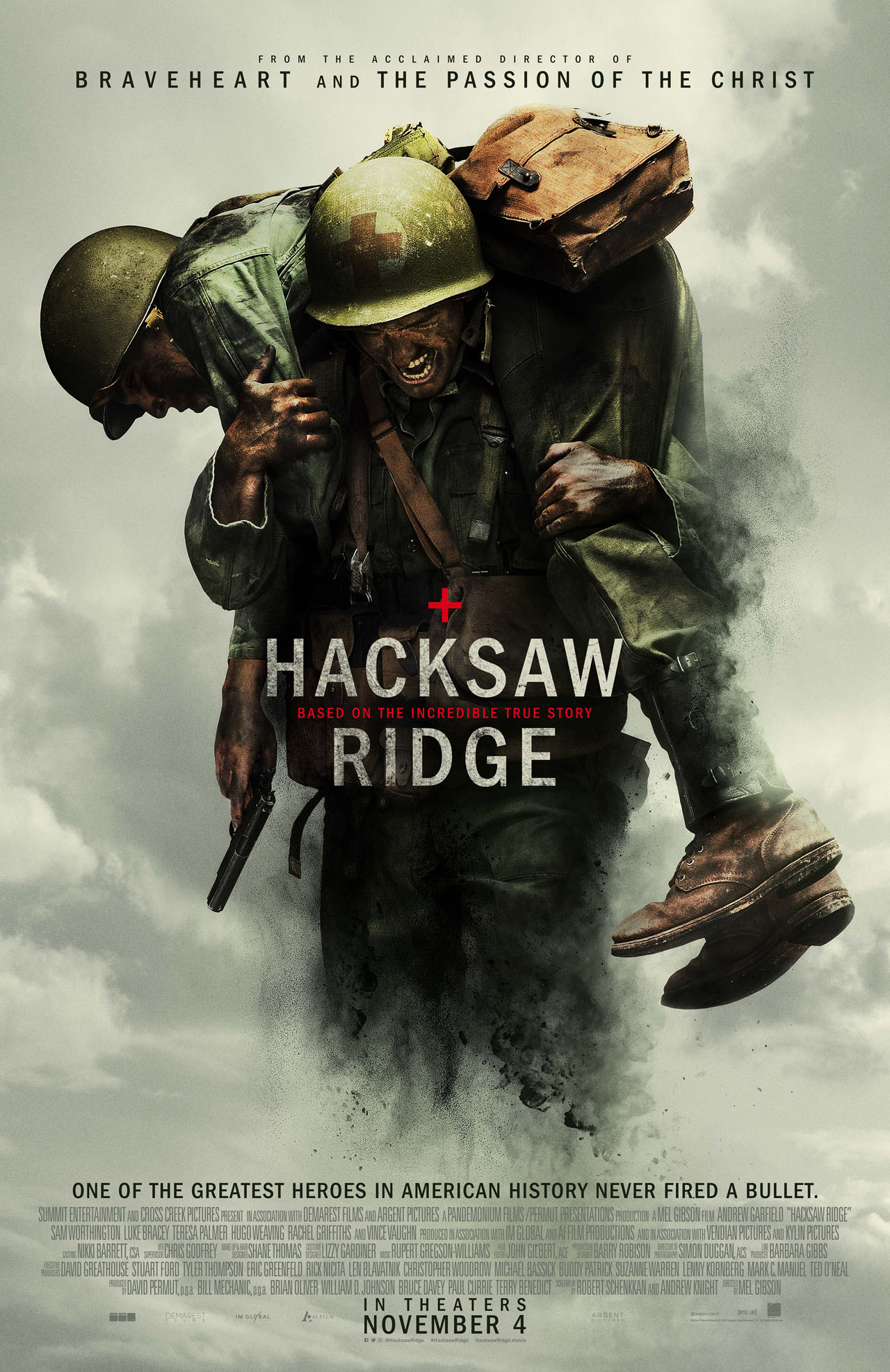 Hacksaw Ridge Stunts | Mic Rodgers