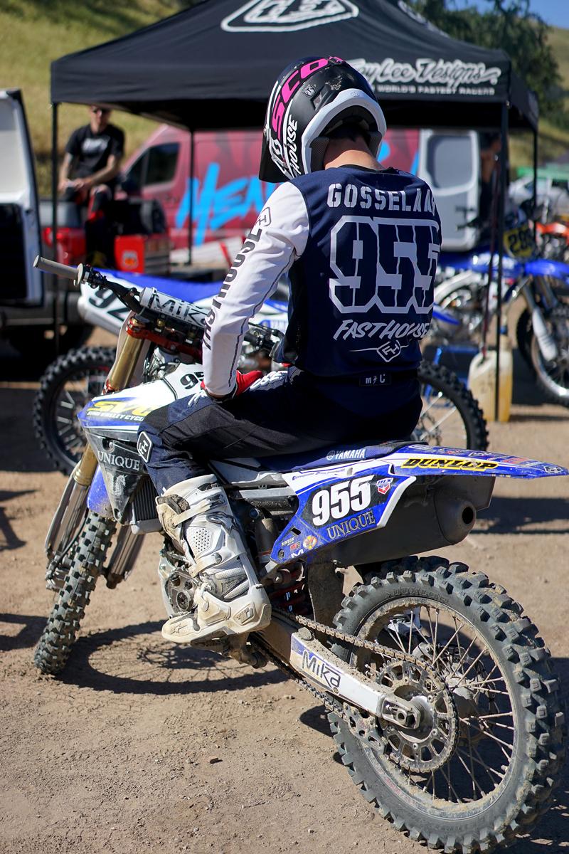 Drew Gosselaar