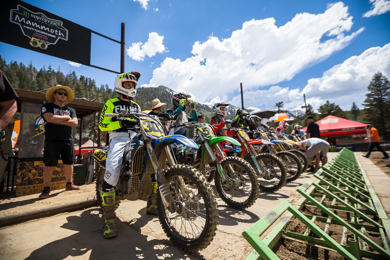 Mammoth Motocross 2017 | Vet Weekend