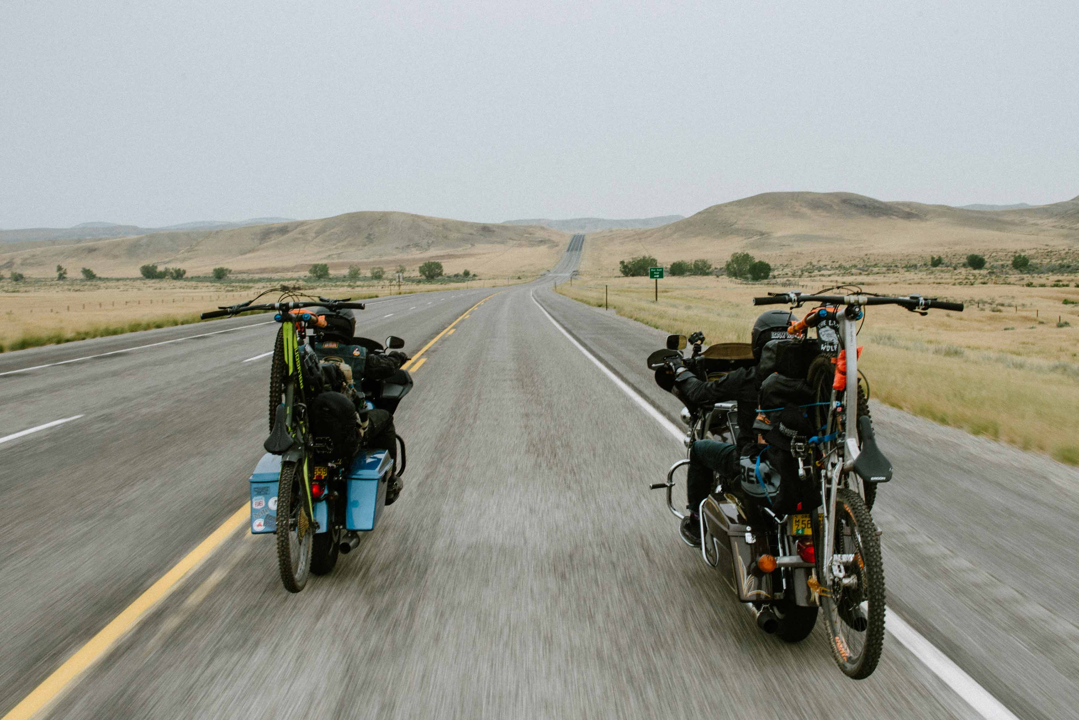 Bikes On Bikes | Road Trippin' To Sturgis