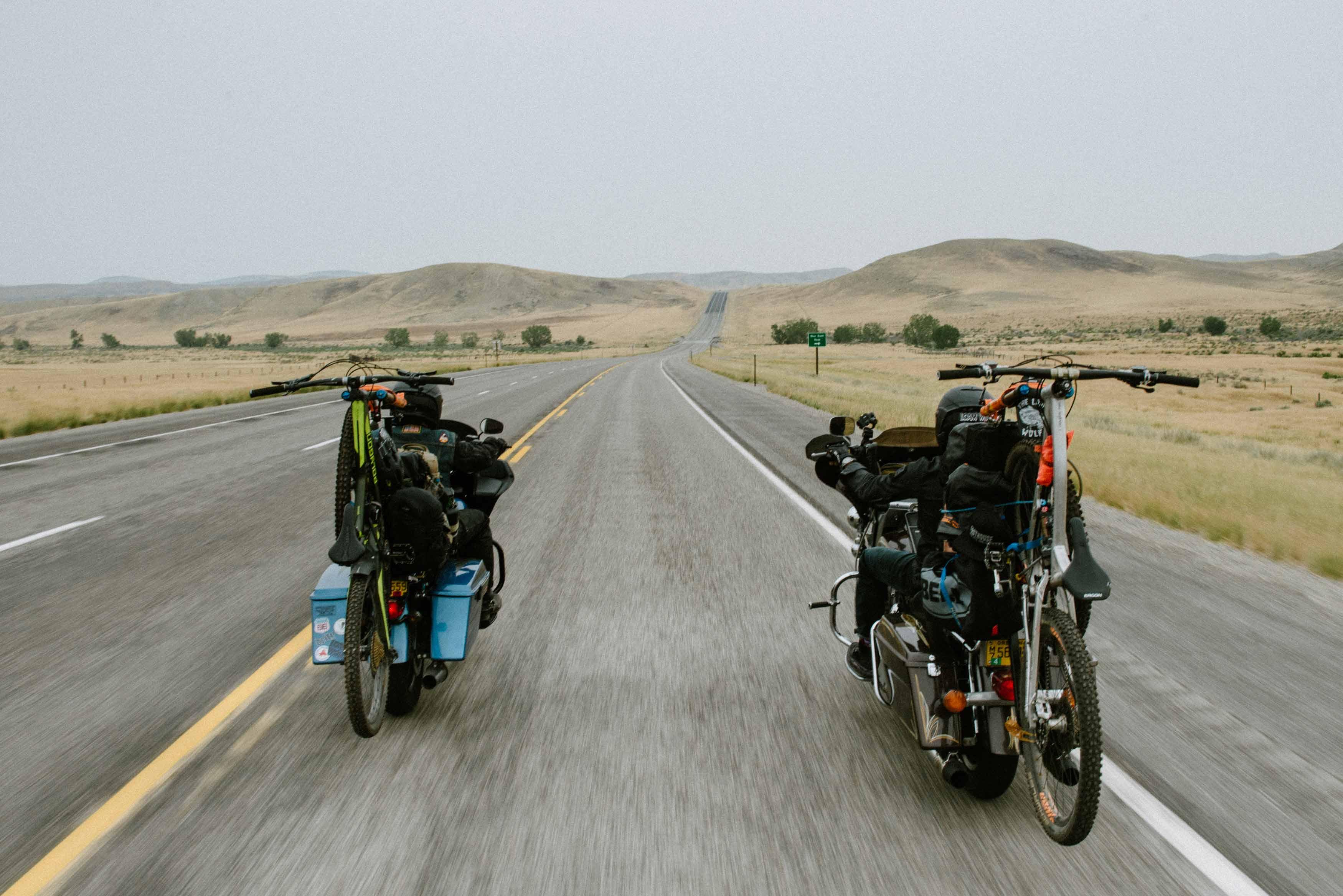 Bikes On Bikes | Road Trippin' To Sturgis