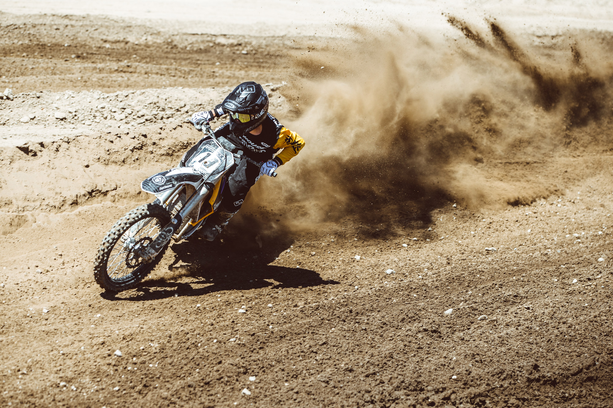 ...and some time at the track for Surfercross.