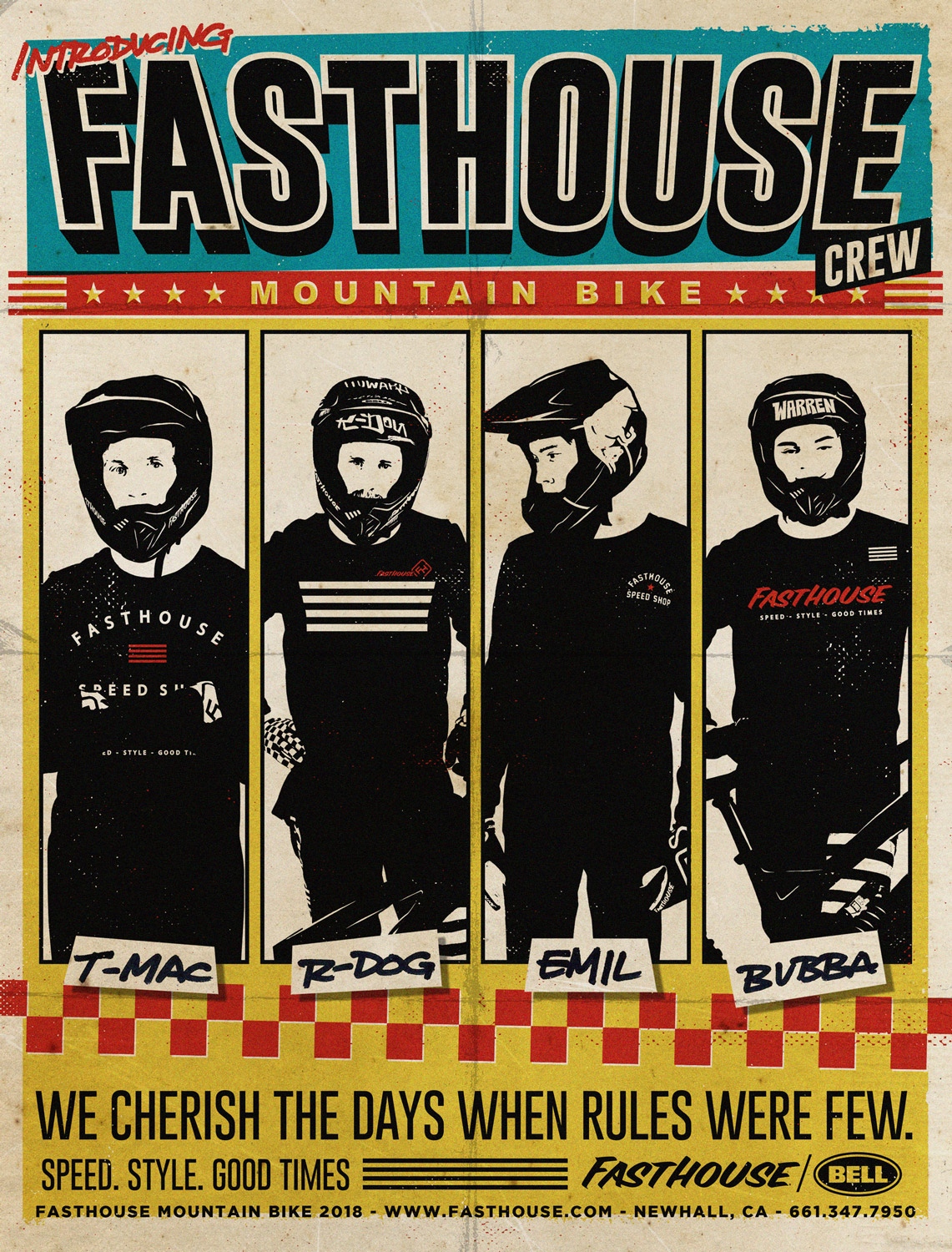 Souvent Fasthouse | Speed, Style, Supplies - Fasthouse DS88