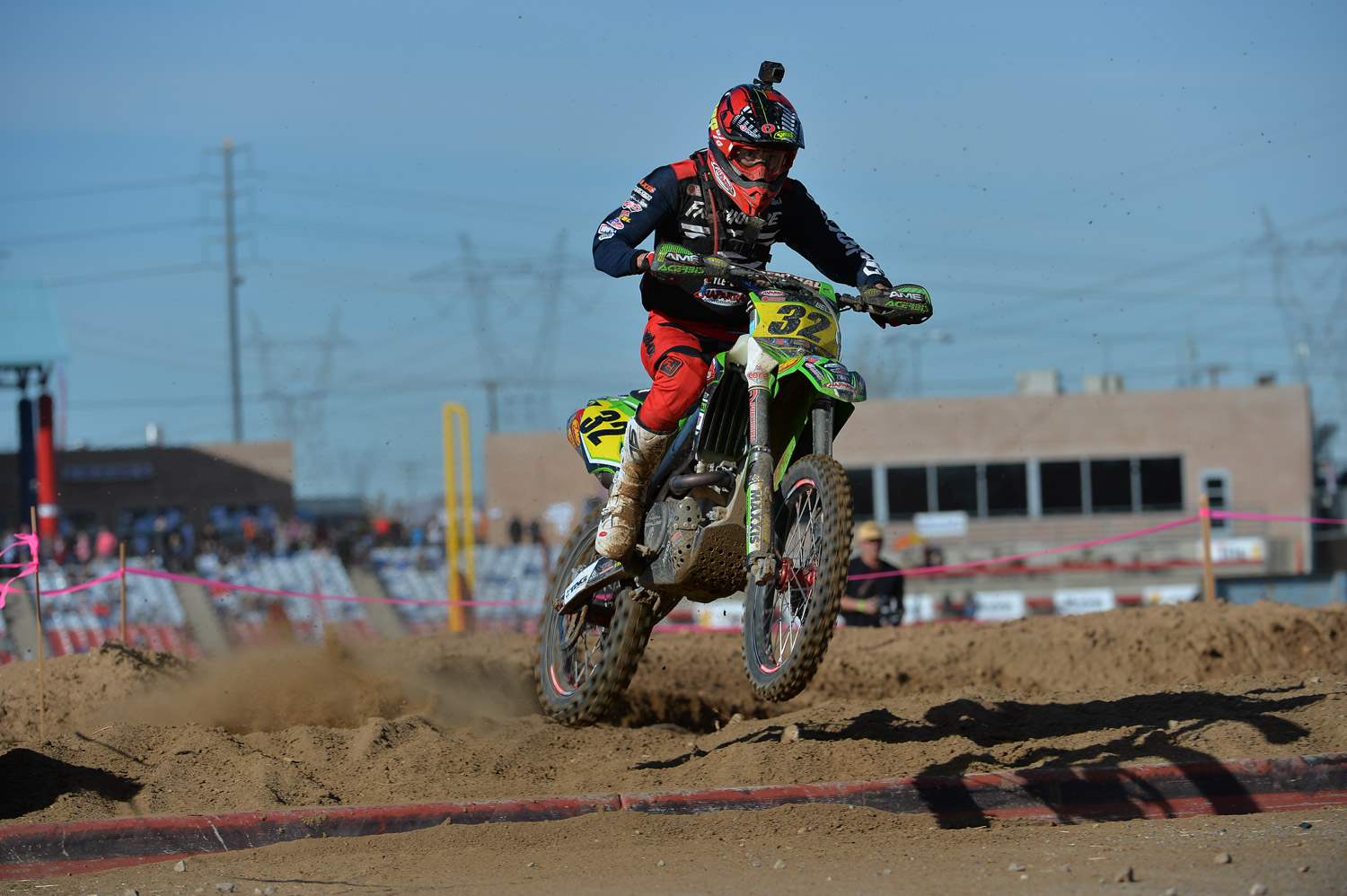 Robby Bell took the Vet AA Class win.