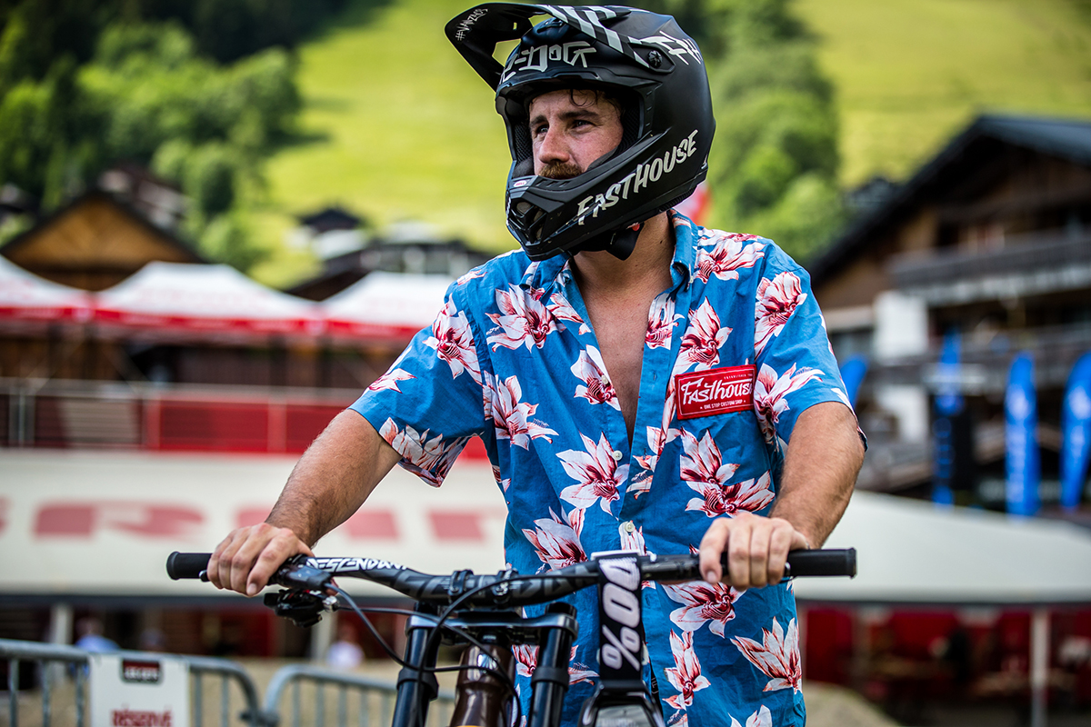 Fasthouse Doubles Up at Crankworx Les Gets