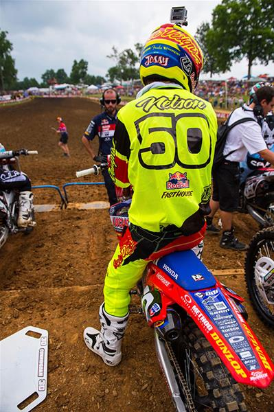 Team TLD / Lucas Oil / Honda Tackles Tennessee