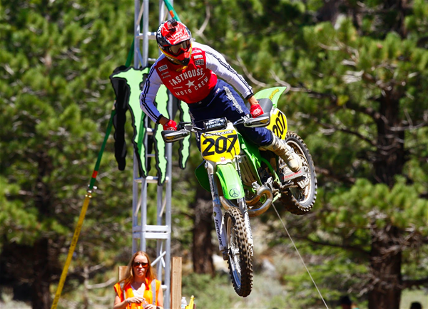 Sean Collier at Mammoth