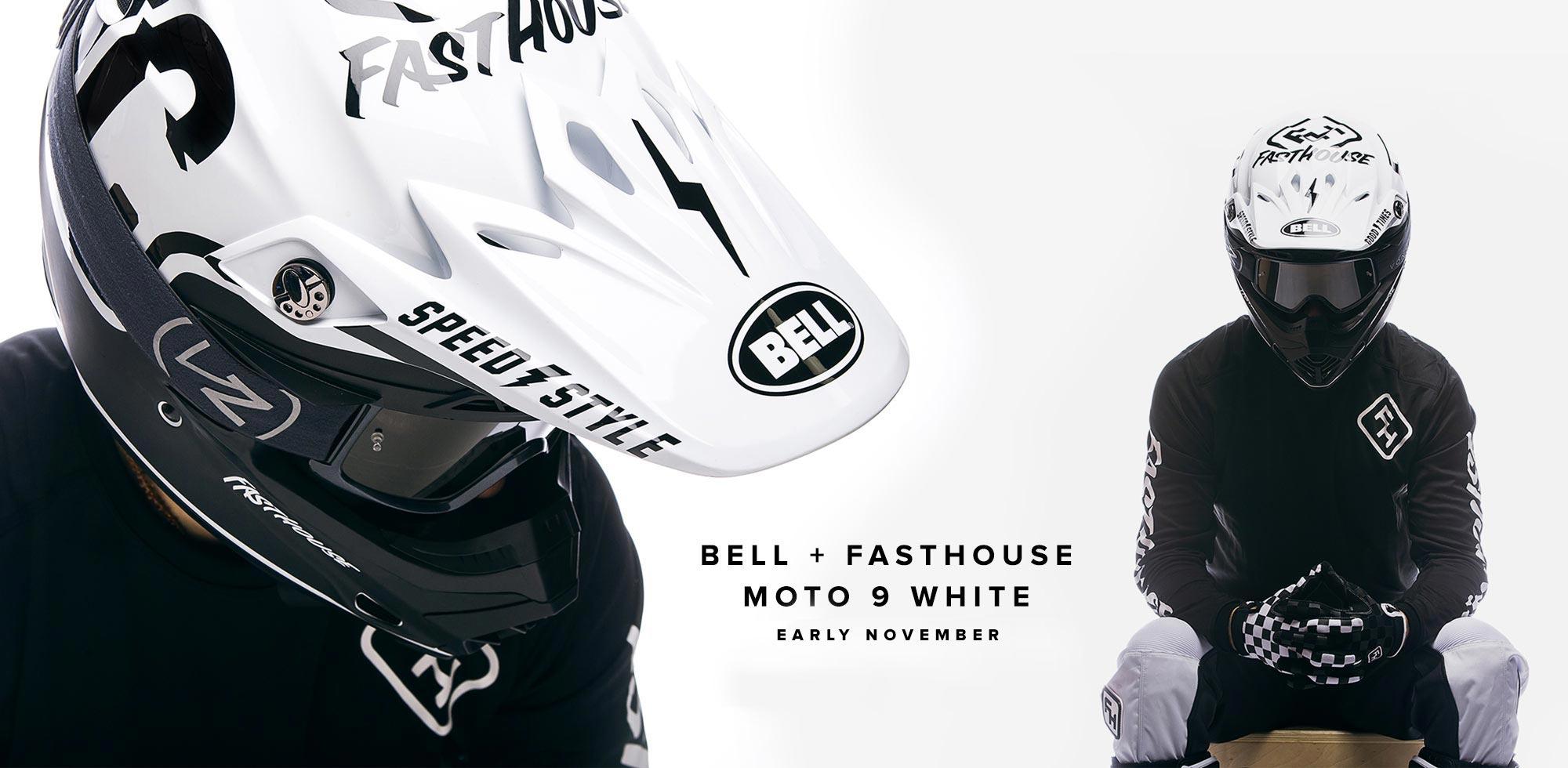 Bell White October